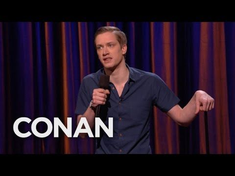 Daniel Sloss Stand-Up 02/24/15  - CONAN on TBS