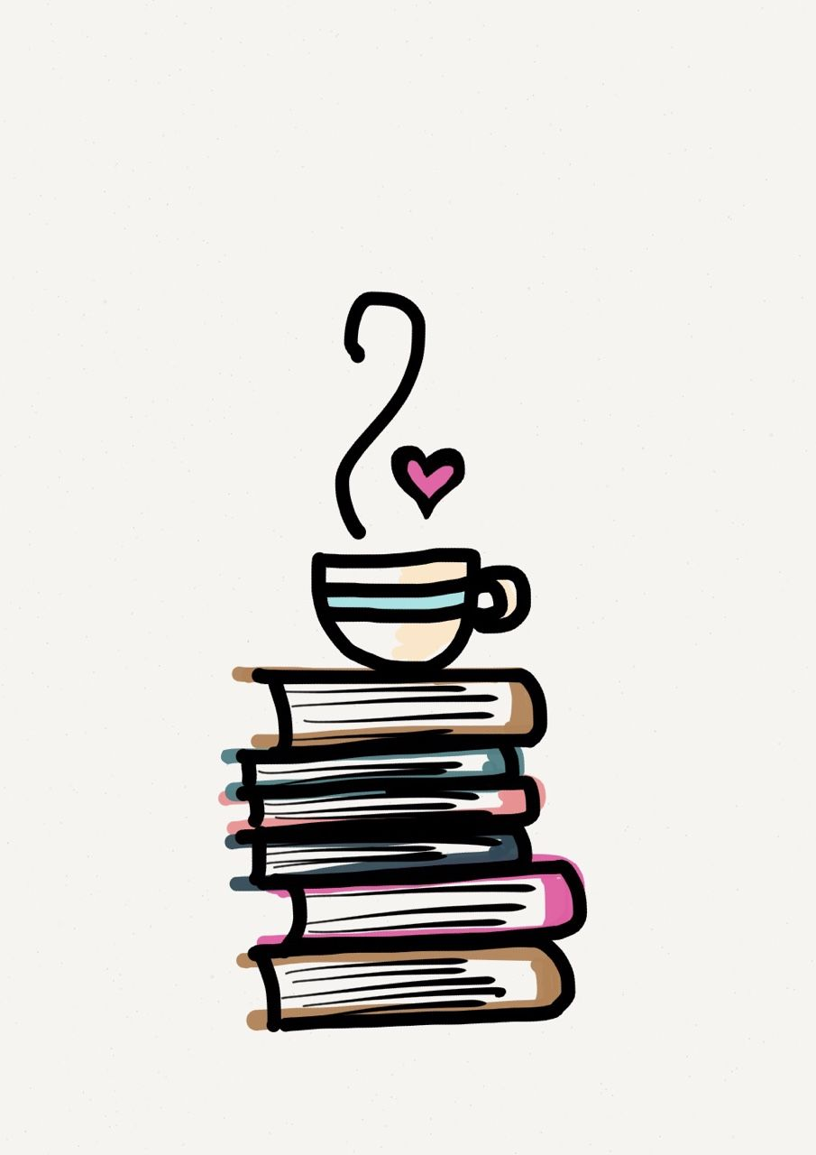 Amar é: ter vários livros para ler!