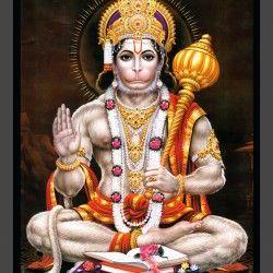 Hanuman Beautiful HD Wallpapers | Gotta lotta skin to cover