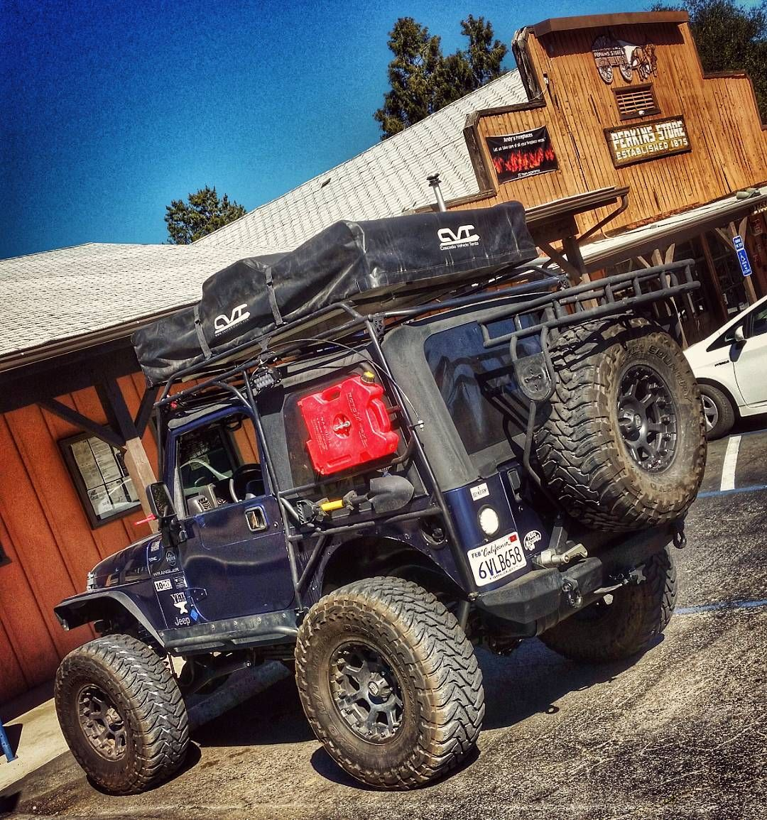 Overland Bound Photo Jeep Wrangler Camping Jeep Yj Jeep Wrangler Accessories