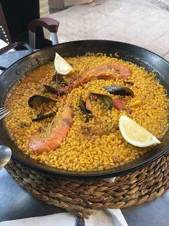Paella Arroz Marinero - Spain