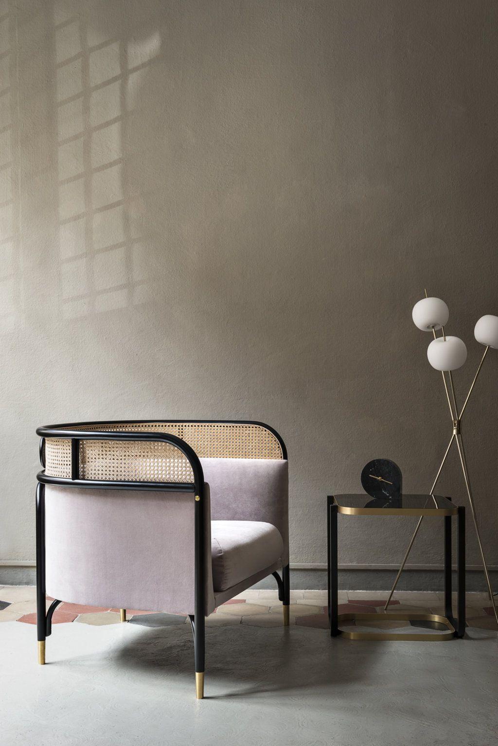 Die Polstermöbelkollektion Von Wiener Gtv Design Bringt Eine