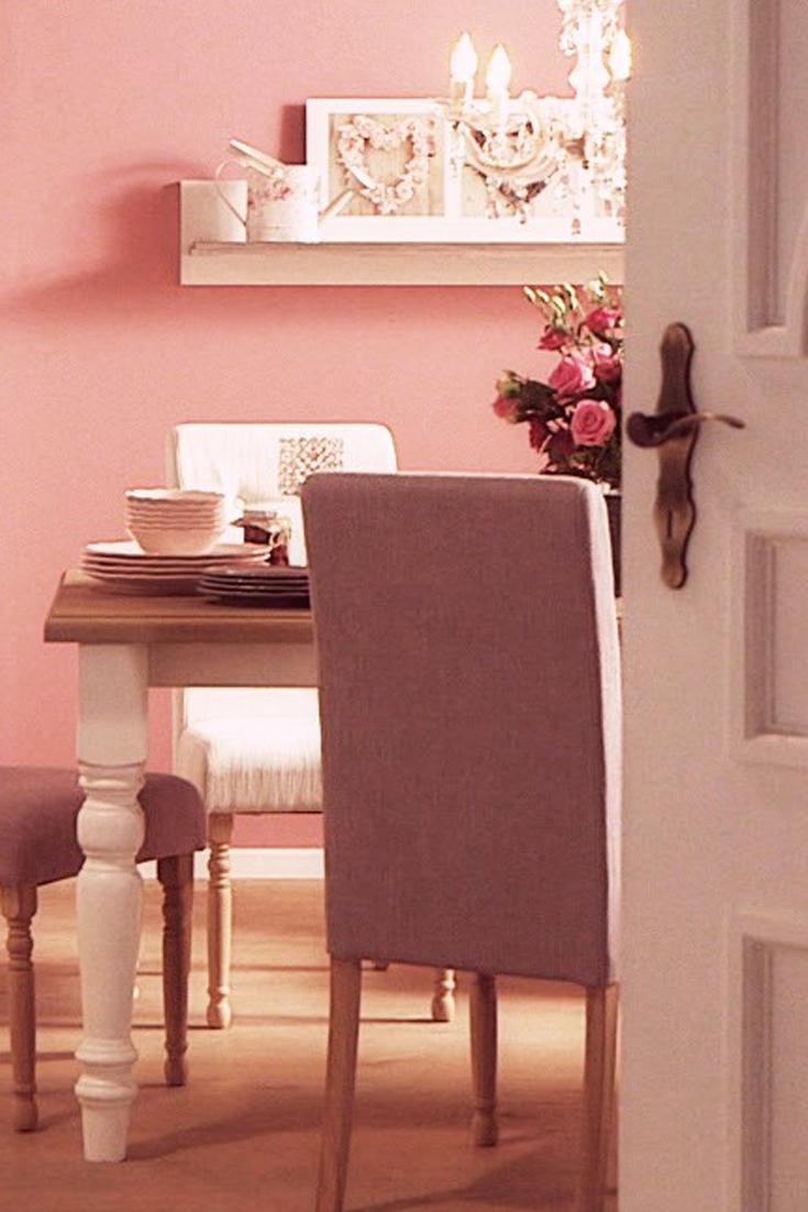 Romantische Möbel Landhausstil Esszimmer Pinterest Esszimmer