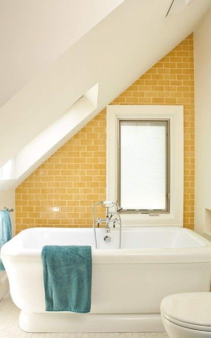 yellow bathroom #10 | Home Decor Ideas | Pinterest | Yellow ...