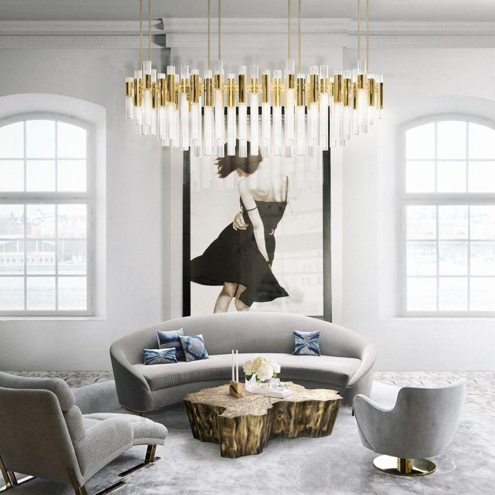 Boca Do Lobo Living Room Decor Luxury Sofa Luxury
