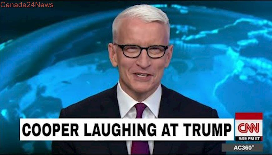 Anderson Cooper Reacts To Donald Trump\u0027s \u0027Bad Memory\u0027 In Russia Ties