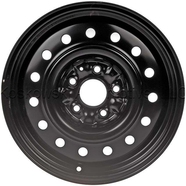 New wheel fits 2007 to 2012 Nissan Sentra 07 08 09 10 11 12 factory style