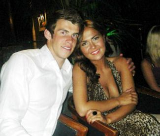 Soccer Wives And Girlfriends Wags Playerwives Com Gareth Bale Soccer Wife And Girlfriend