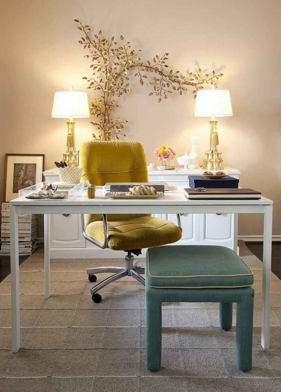 Easy Business Office Decor Ideas 40 Female Home Feminine Offices