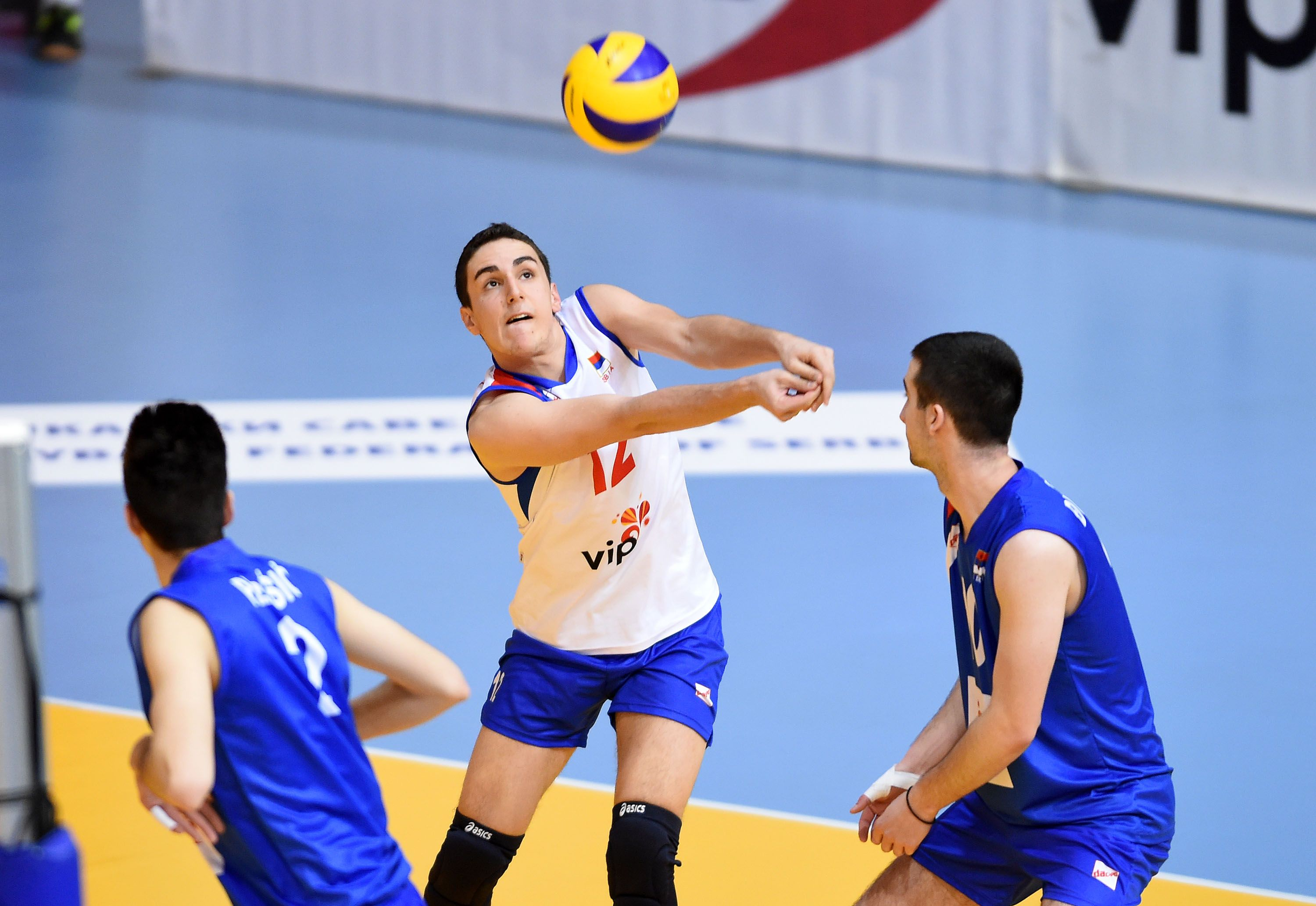 Lazar Stasevic In Action Picture Gallery Image Serbia