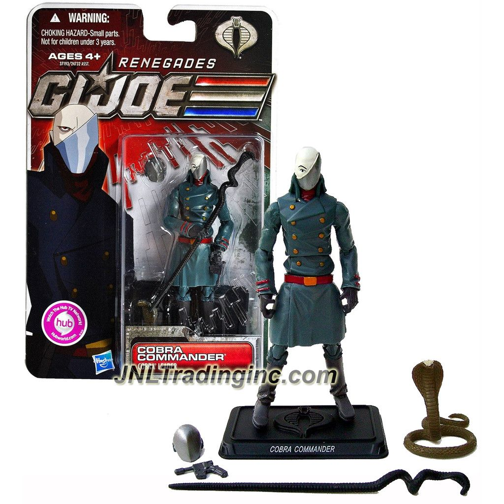 Joe Renegades Pack Action Figures G.I