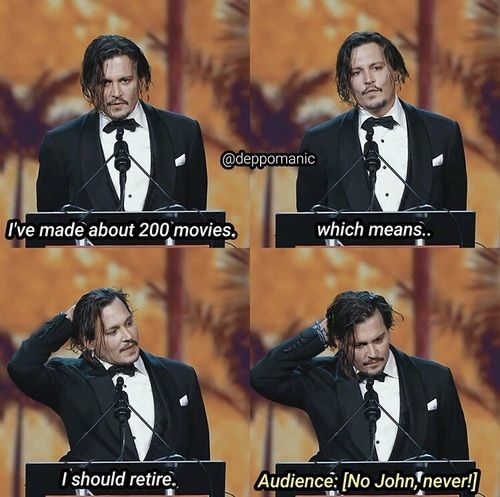 Image about johnnydepp in DADDY by MiMi on We Heart It