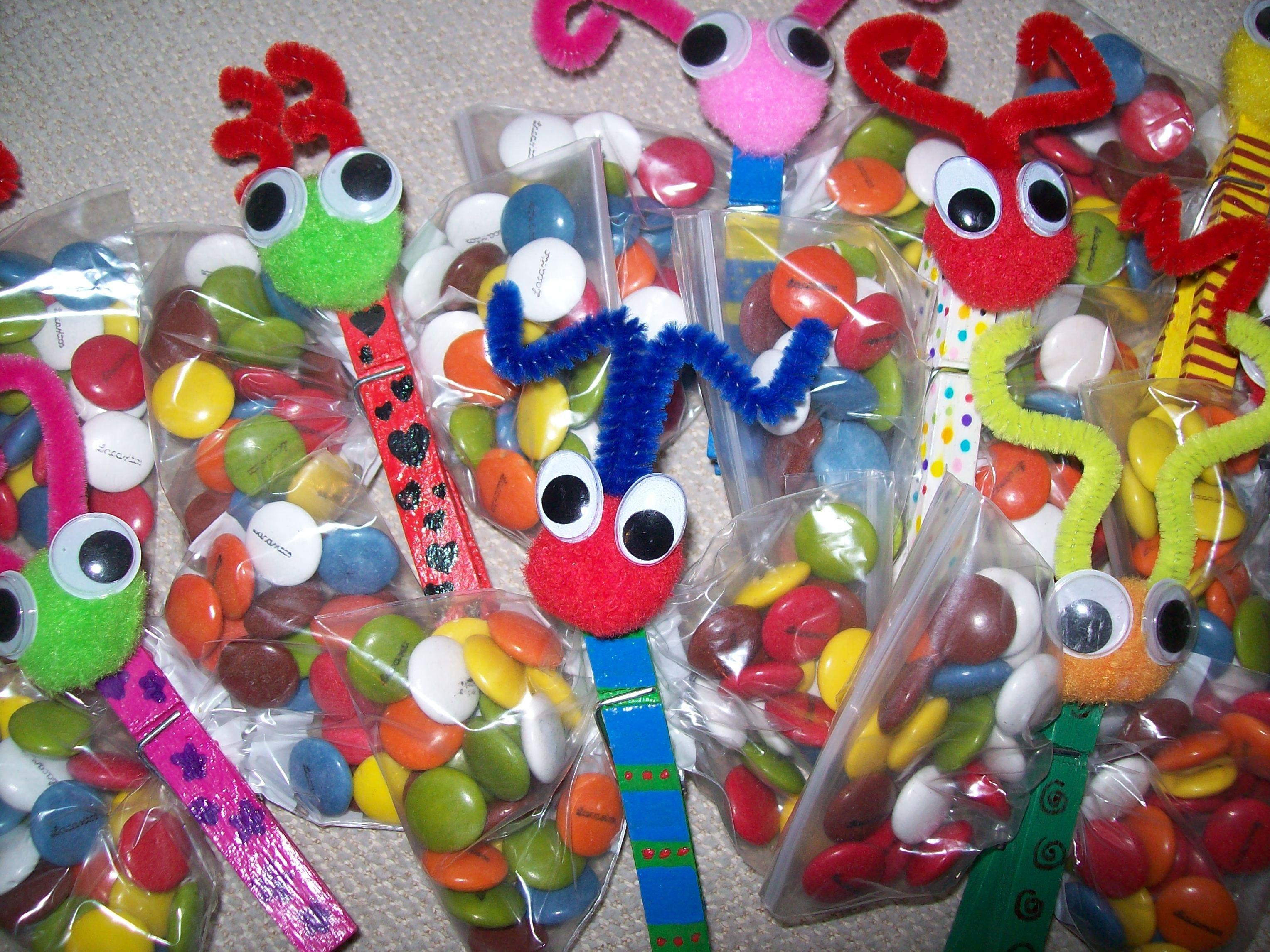 Detalles para invitados cumplea os animal animal for Regalos para fiestas de cumpleanos infantiles