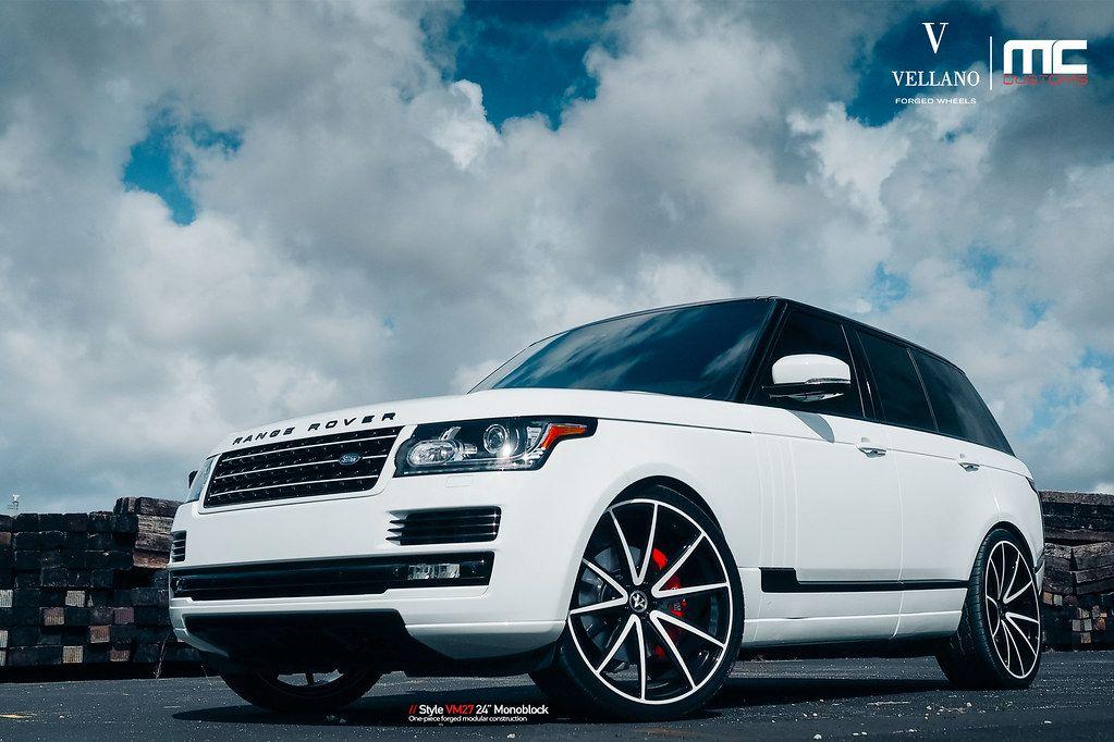 Range Rover l Vellano VM27 Monoblock in