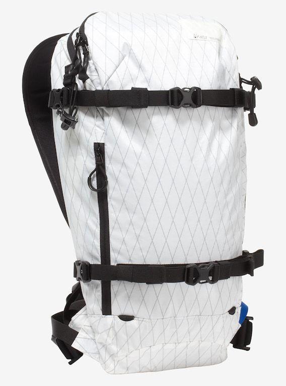 Burton AK457 Jet 15L Backpack shown in White X-Pac™  94930743fca14