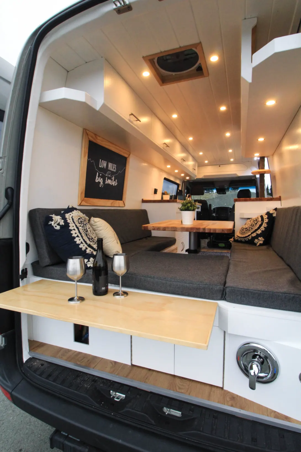 Photo of This Van Conversion Is Called Big Gigantic, For Good Reason