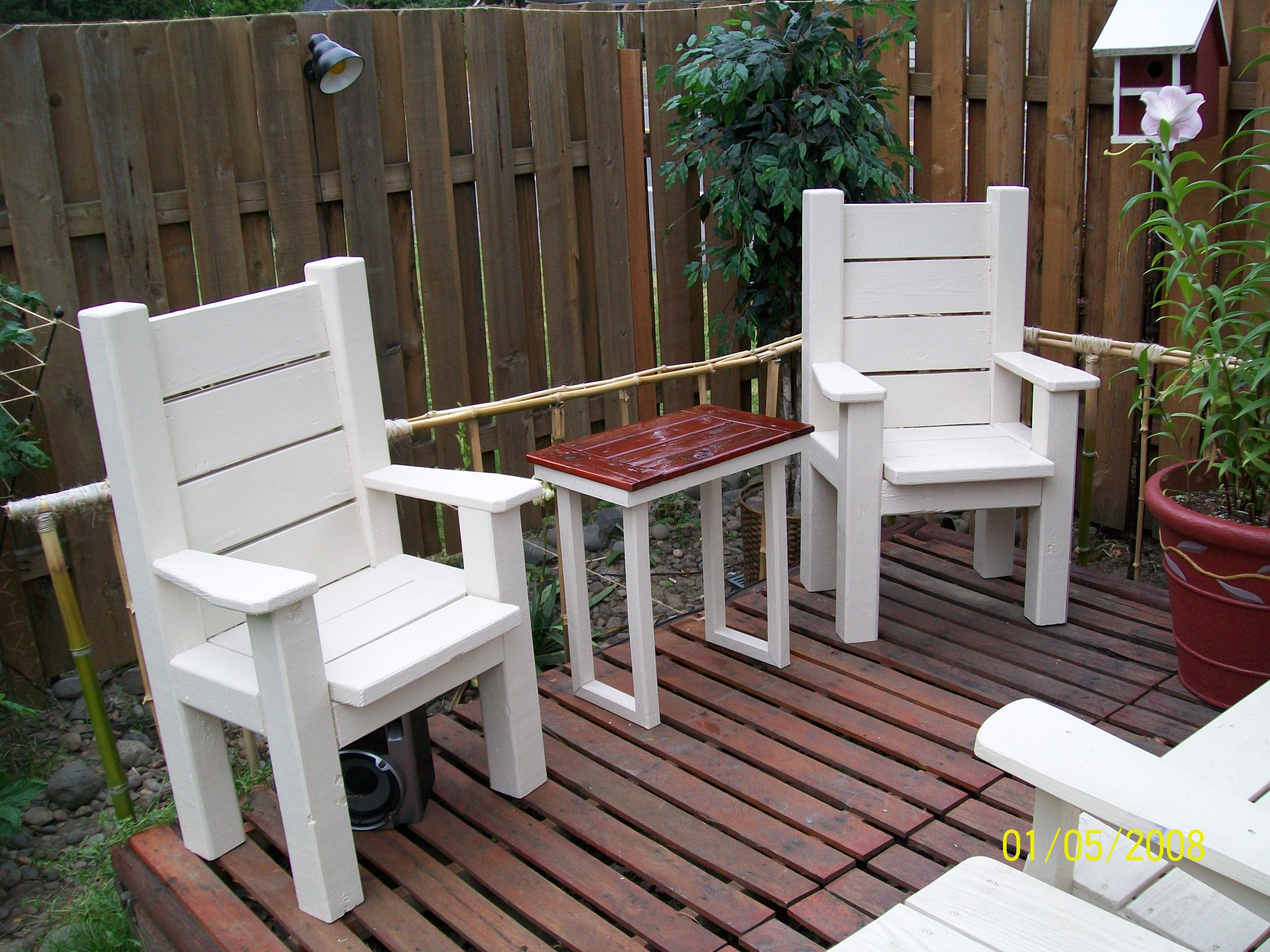 Pallet Chairs Outdoor Decor Outdoor Chairs Pallet Chair