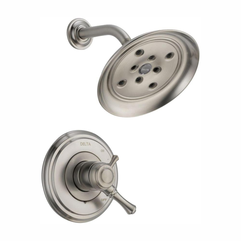 Delta Cassidy 1 Handle Shower Only Faucet Trim Kit In Chrome