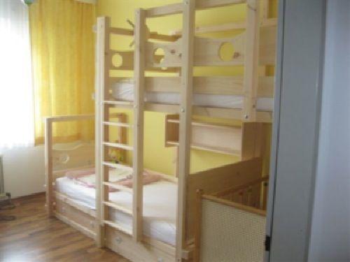Etagenbett Piratenbett : Piratenbett hochbett bett selber bauen bauplan luxus doppelbett