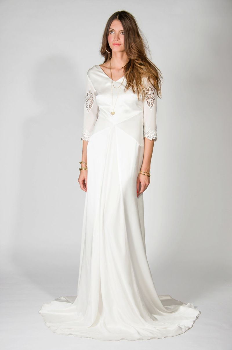 A piece of my heart u s and s bohemian inspired bridal wear for