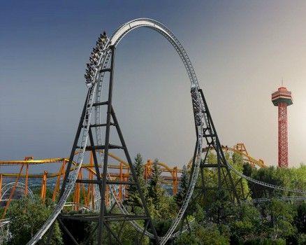 Six Flags Magic Mountain Near Valencia California Will Add Another World Record Roller Coaster To The New Roller Coaster Crazy Roller Coaster Roller Coaster