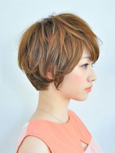 Japanese Short Side Short Hair Cuts Japanese Hairstyle Short