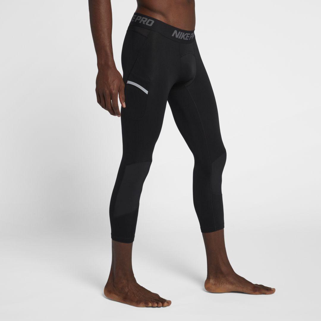 nike 3/4 leggings mens
