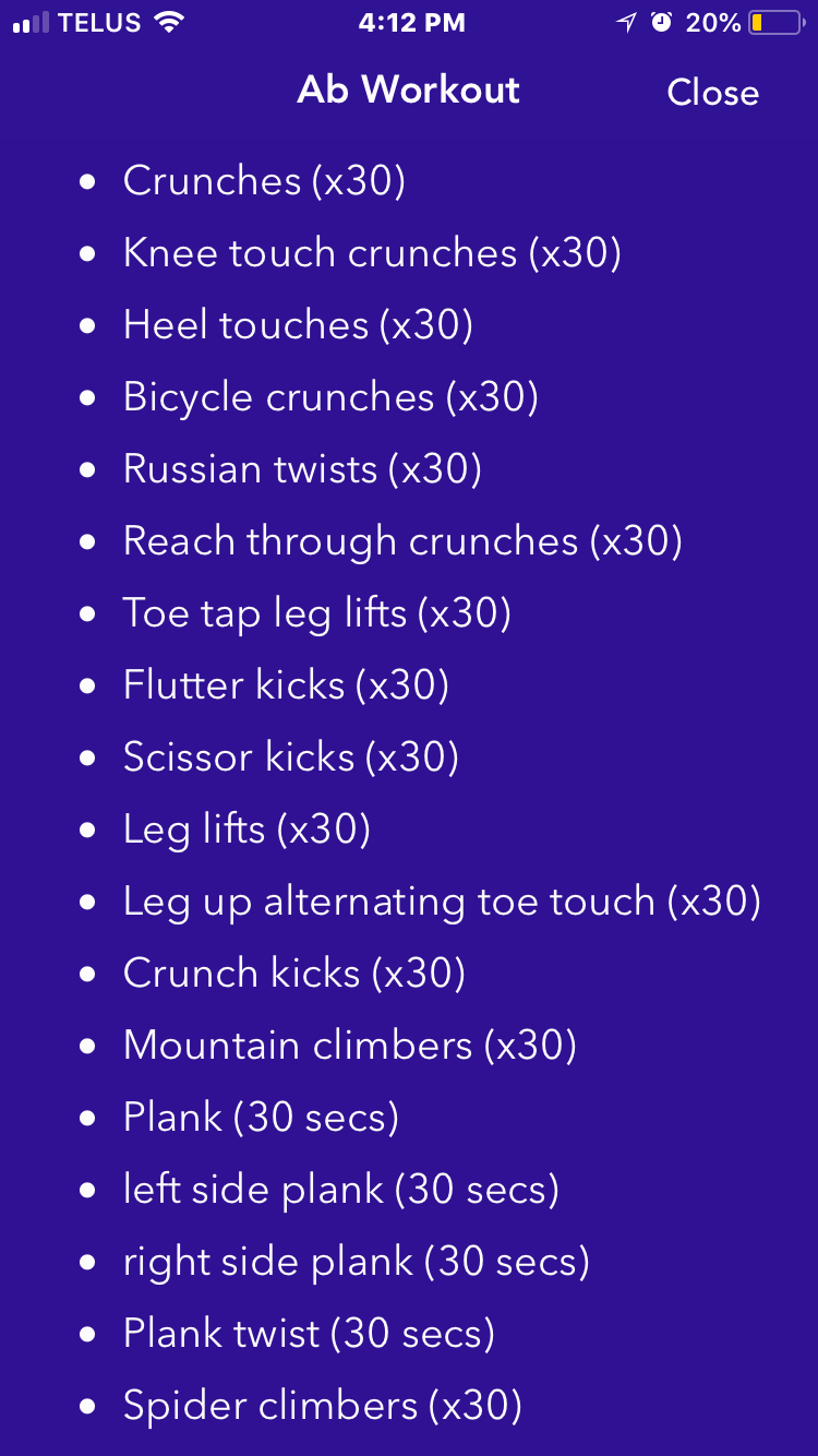 Ab Workout Abs Workout Effective Workout Plan Kpop Workout