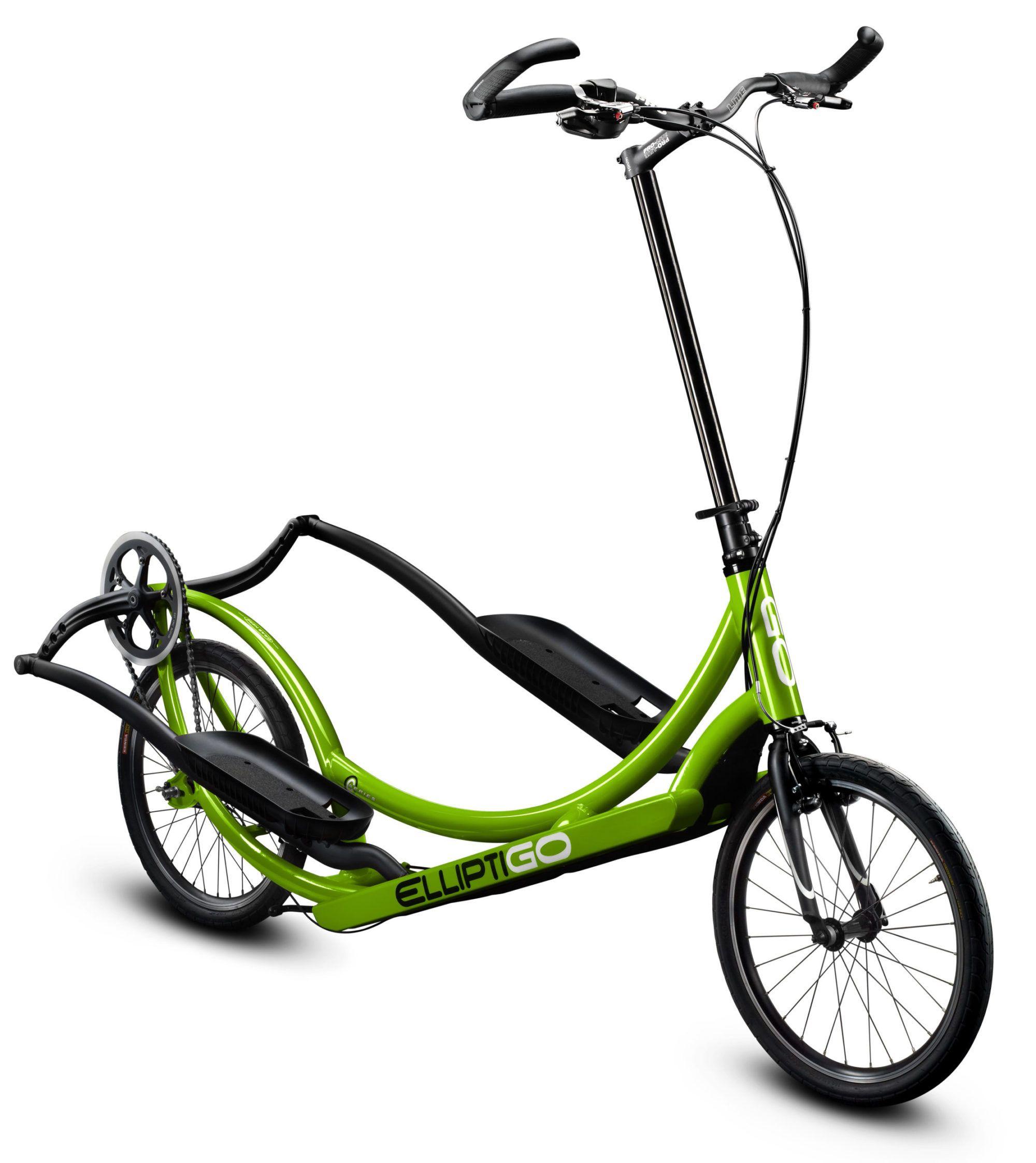 The Elliptigo Outdoor Elliptical Bicycle Combines The Best Of
