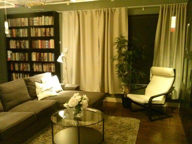 ikea sage green living room digs pinterest. Black Bedroom Furniture Sets. Home Design Ideas