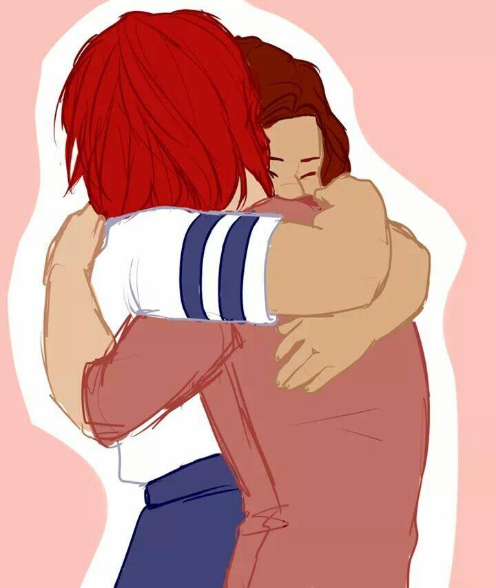 Castiel e mãe ❤️
