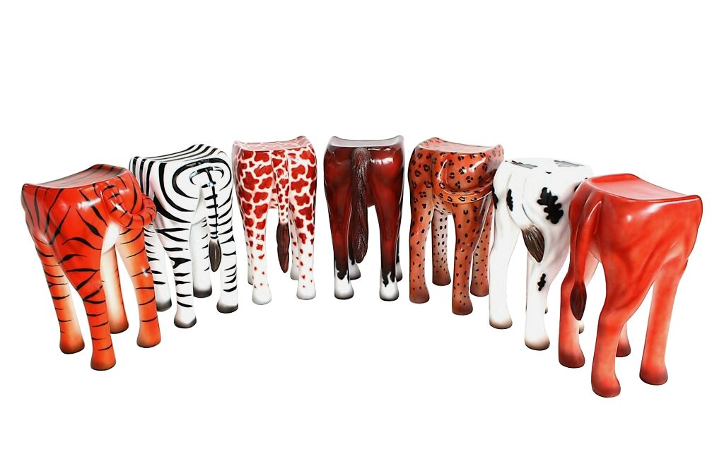 Funny Friday 23... amusing animal bar stools! | Home Decor ...