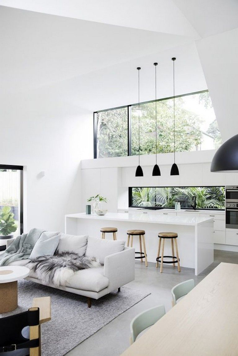 15 Exciting Modern Minimalist Interior Design That Stunning And Awesome Bathroom B Minimalist Living Room Best Living Room Design Modern Minimalist Interior
