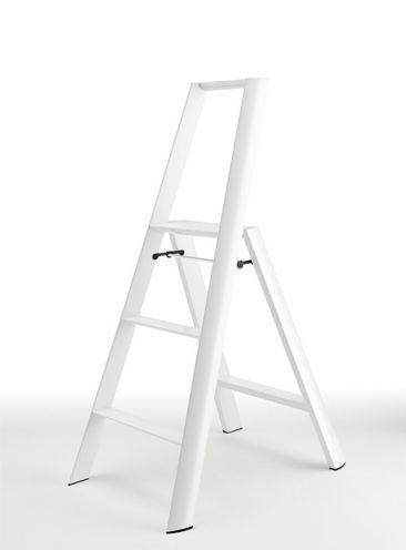 trittleiter lucano 3 step sofort lieferbar. Black Bedroom Furniture Sets. Home Design Ideas