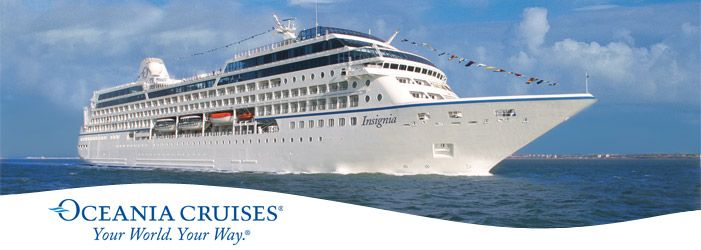 Oceania Cruises Cruise Lines Pinterest Cruises South - Oceana cruise lines
