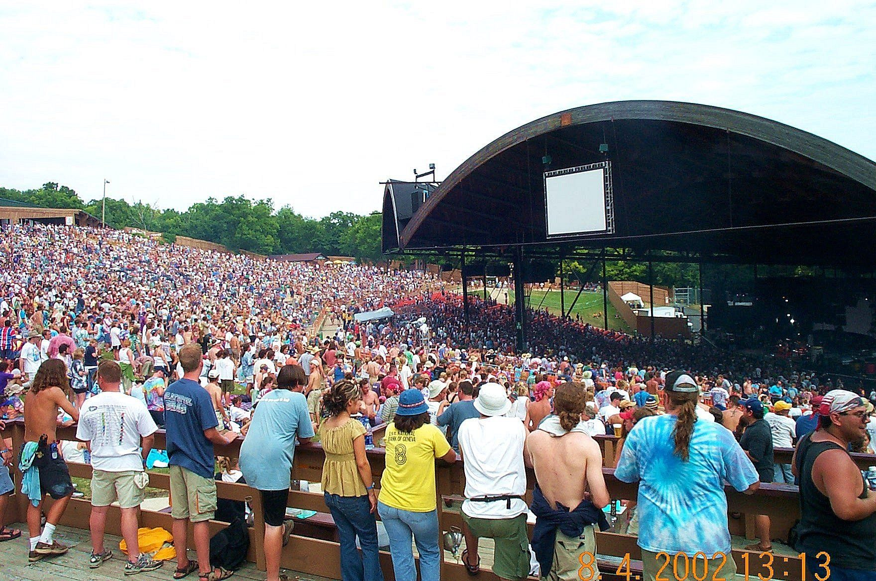 Alpine Valley Music Center East Troy WI & Alpine Valley Music Center East Troy WI | Oh the places Iu0027ve ...