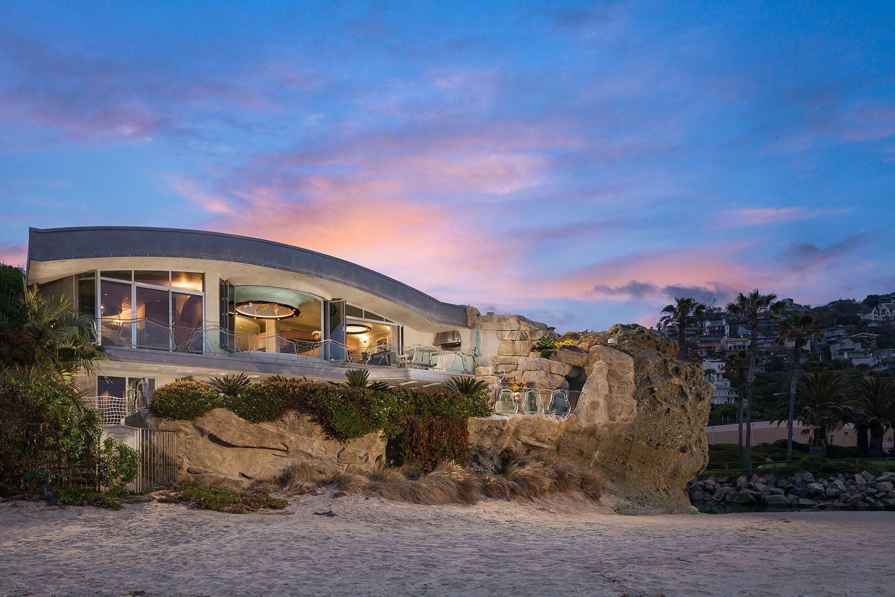 Rock House 31107 Coast Highway Laguna Beach Ca Trulia House