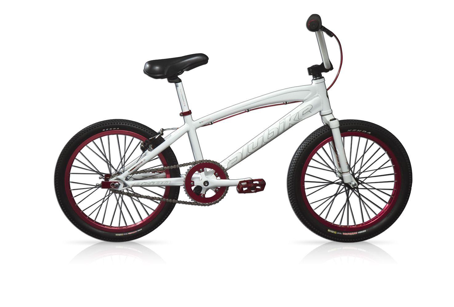 Alubike Orion Bicicleta BMX Blanca https://www.facebook.com/Alubike ...