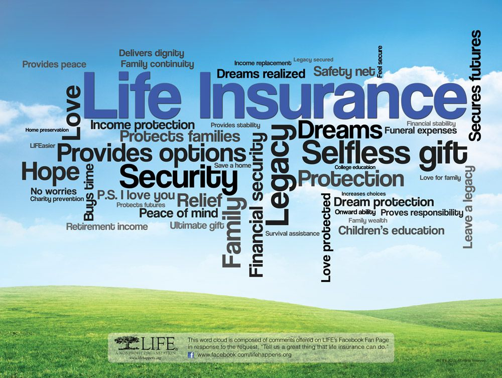 What can life insurance do for you and your family? This