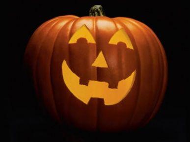 Facial carvings for pumpkins