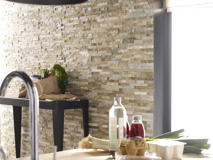 plaquette de parement pour cuisine latest parement ardoise cuisine besancon manger soufflant. Black Bedroom Furniture Sets. Home Design Ideas