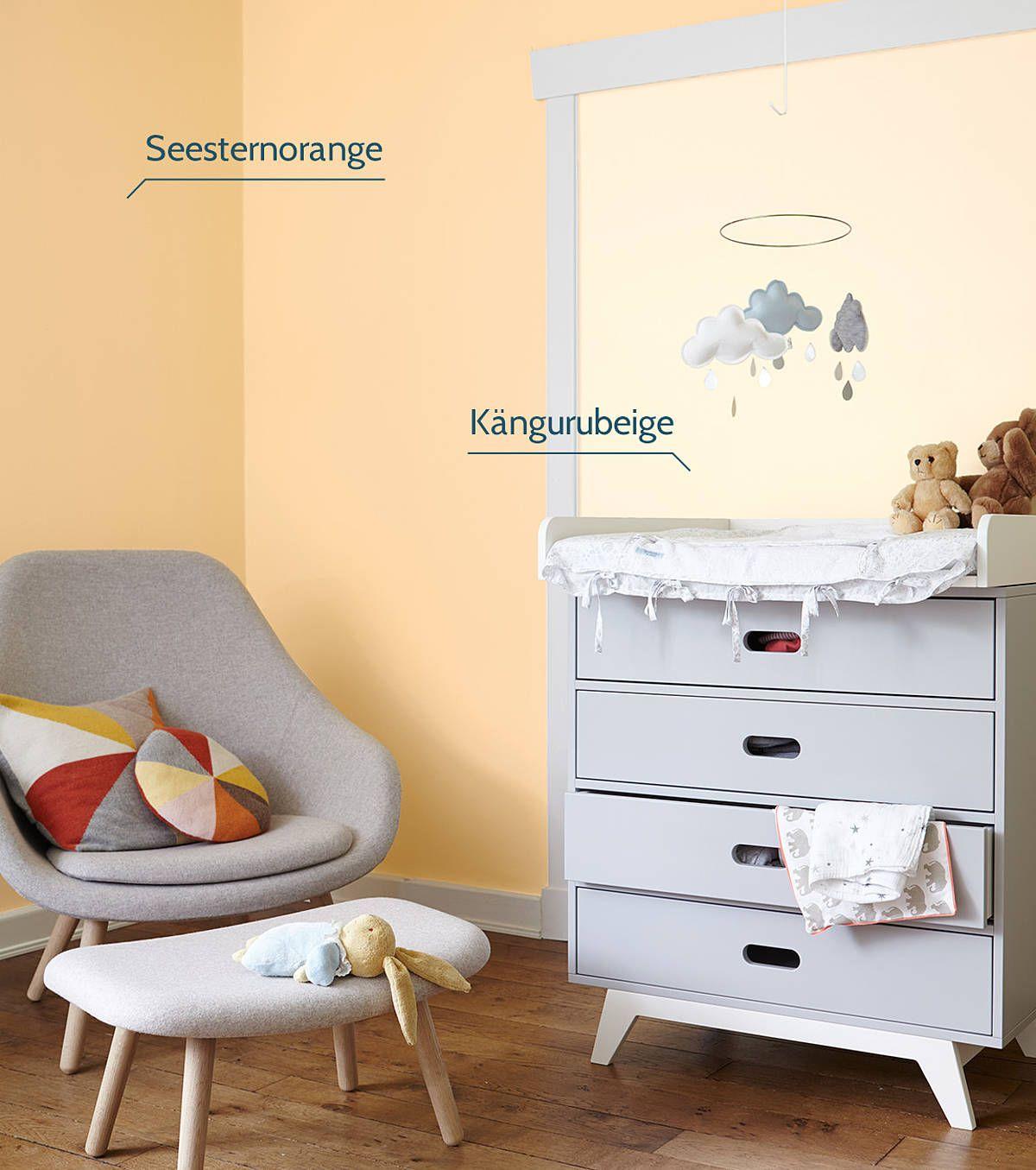 2 Jahre Kinderzimmer Farbe Kinderzimmer Streichen Babyzimmer Wandgestaltung