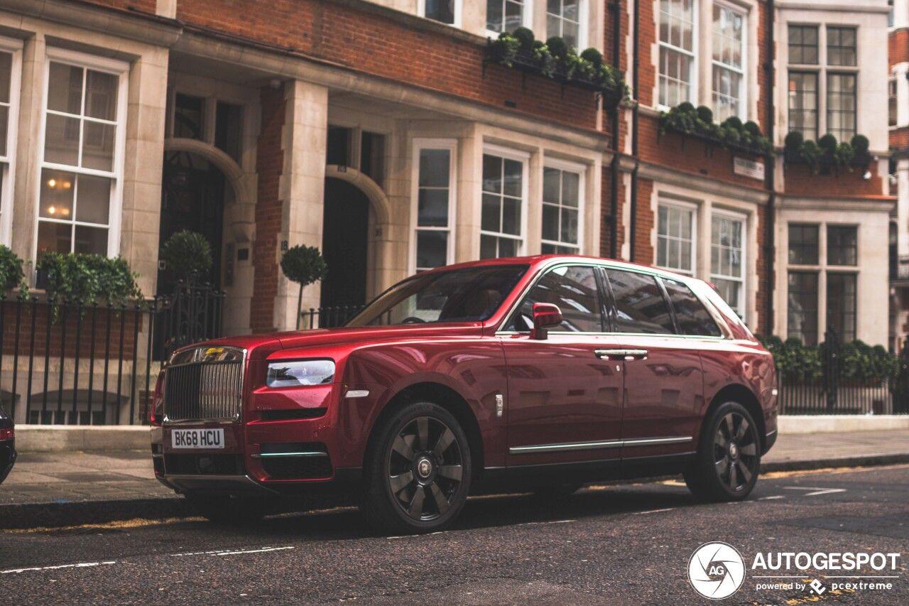 Photo of Rolls-Royce Cullinan