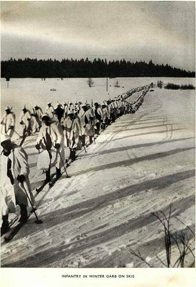 Finish infantry