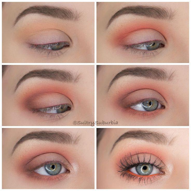 Fresh Summer Eyeshadow Tutorial with Makeup Geek #eyemakeup