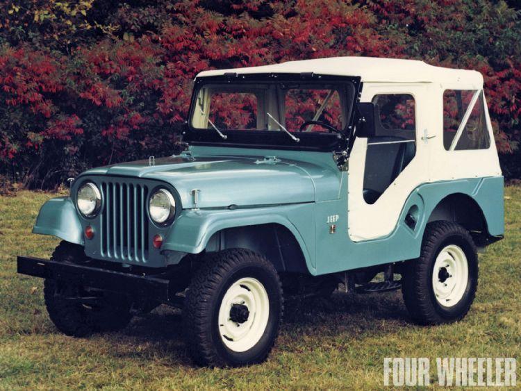 Spring Green Jeep Cj 5 1970 71 Jeep Cj Jeep Cj5 Vintage Jeep