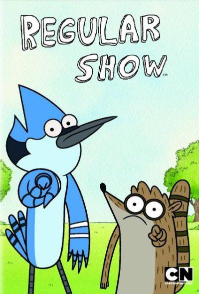 Un Show Mas Regular Show Cartoon Network Shows Cartoon