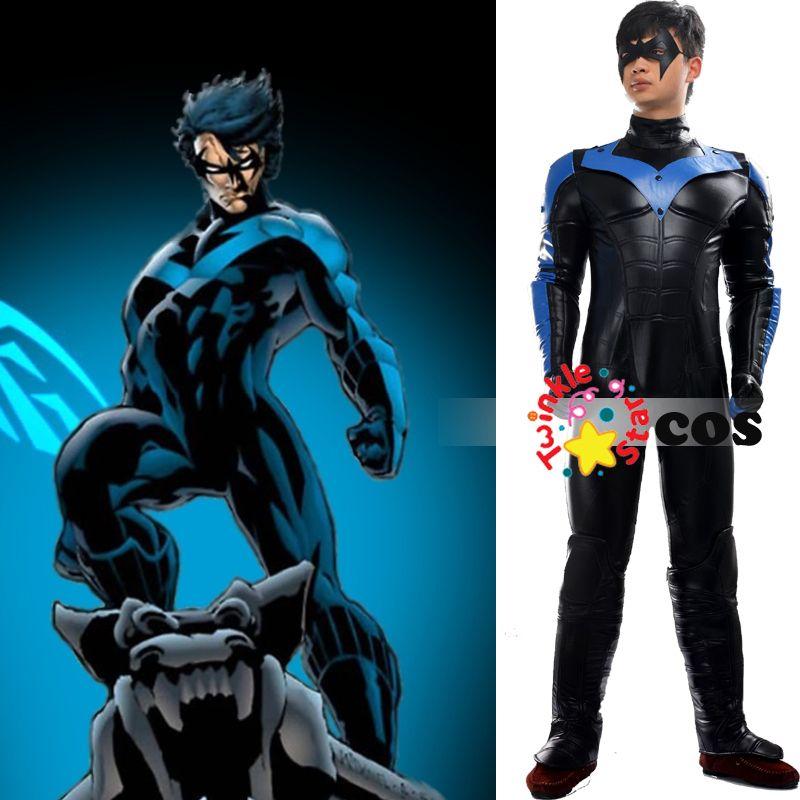 2015 Halloween Costumes for adult men superhero Batman ...