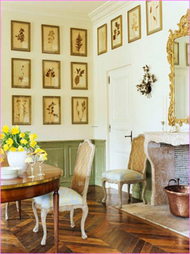 Excellent French Country Wall Decor Ideas - Wall Art Design ...