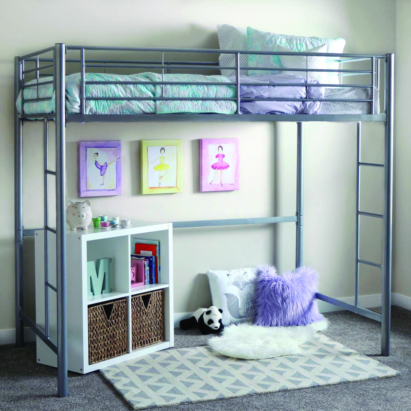 8 Loft Bedroom Ideas For Your Tiny Bed Room Homes Tre Twin Loft Bed Loft Bed Bunk Bed Designs